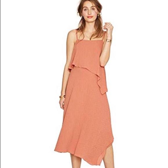 Hatch pink maternity dress XS-M